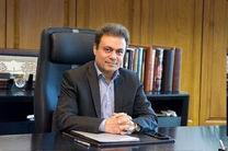 پیام تبریک مدیرعامل بانک ملت در پی کسب رتبه نخست عملکرد مالی