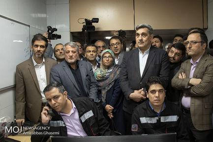افتتاح بخش هایی از خط هفت متروی تهران