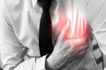 علائم هشدار دهنده حمله قلبی در مردان