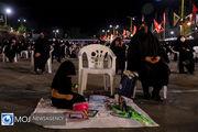 عزاداری شب دوم ماه محرم در هیئت ریحانه الحسین (ع)