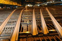 تولید ریل معدن تیپ R18 در شرکت ذوب آهن