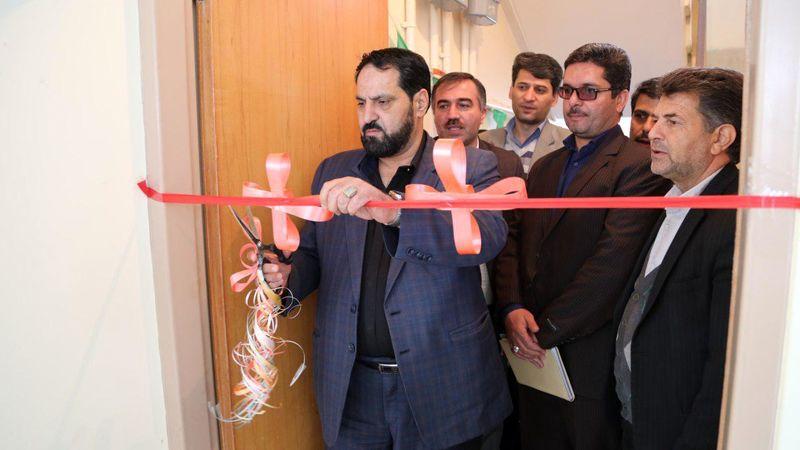 چندین طرح و پروژه عمرانی در جرقویه علیا افتتاح شد