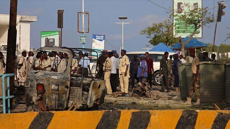 Terrorist explosion in Somali left 2 killed and 6 injured