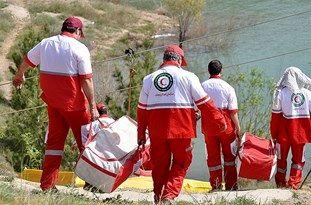 دو زن بر اثر سقوط در رودخانه هراز جان باختند