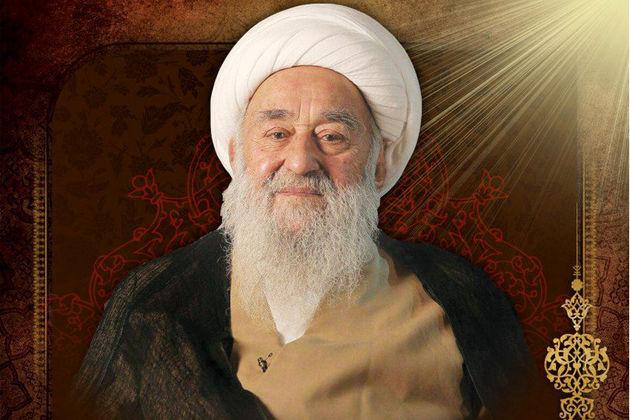 بیت مرحوم آیت الله شاه آبادی در پیامی از مردم قدردانی کرد