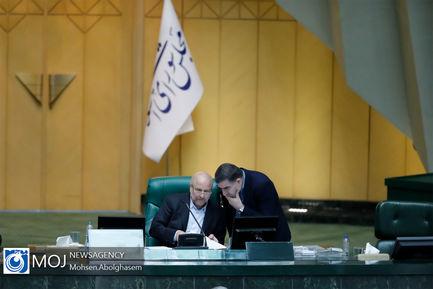 صحن علنی مجلس شورای اسلامی - ۲۱ خرداد ۱۳۹۹/ قالیباف
