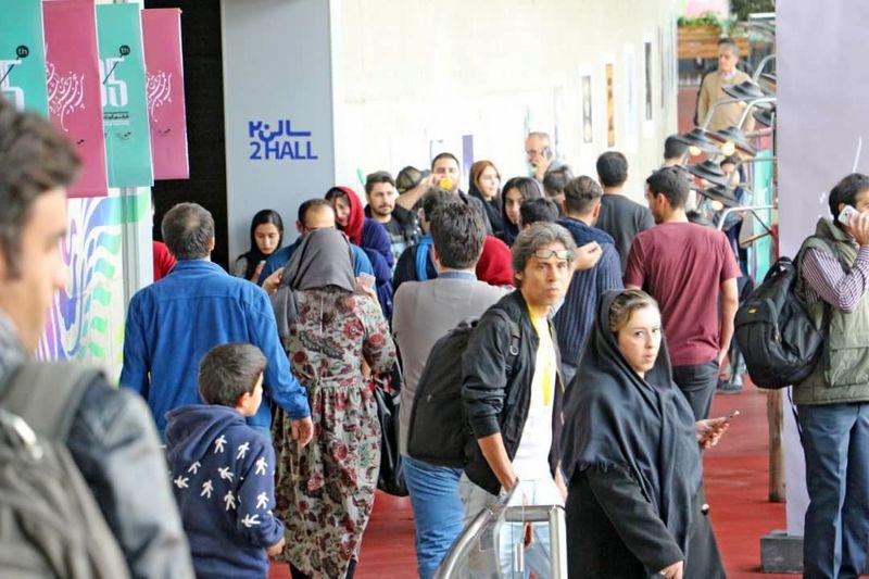 سیوپنجمین جشنواره فیلم کوتاه تهران آغاز بکار کرد