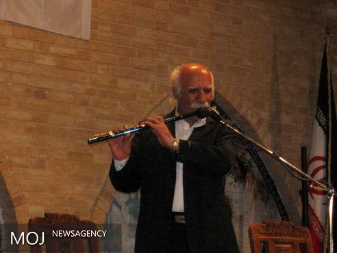 یک موسیقیدان کرمانشاهی درگذشت