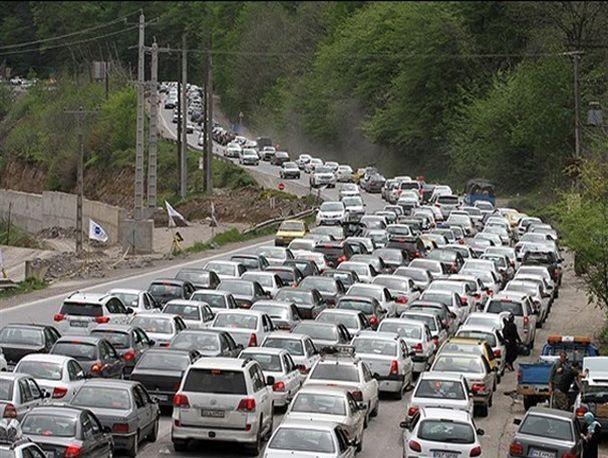 آخرین وضعیت جوی و ترافیکی جاده ها در 15 اردیبهشت 98