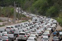 آخرین وضعیت جوی و ترافیکی جاده ها در 21 آذر 97/جاده چالوس جمعه یک طرفه خواهد شد