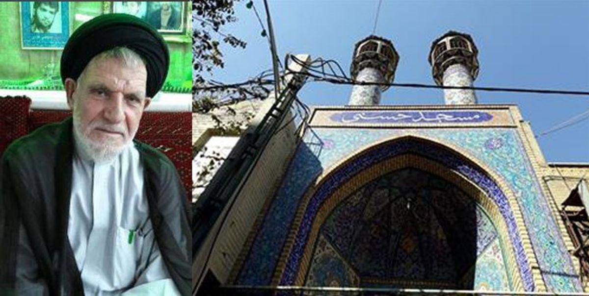 حمله یکی از اوباش به امام جماعت مسجدی در شرق تهران