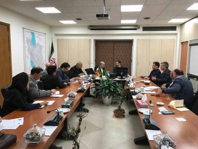 نشست بررسی پروژه خط سوم انتقال برق ارمنستان به ایران برگزار شد