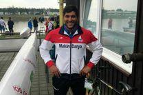 ورزشکار گلستانی نخستین مدال جهانی تاریخ قایقرانی ایران را کسب کرد