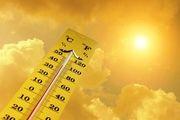 پیش بینی افزایش دمای خوزستان