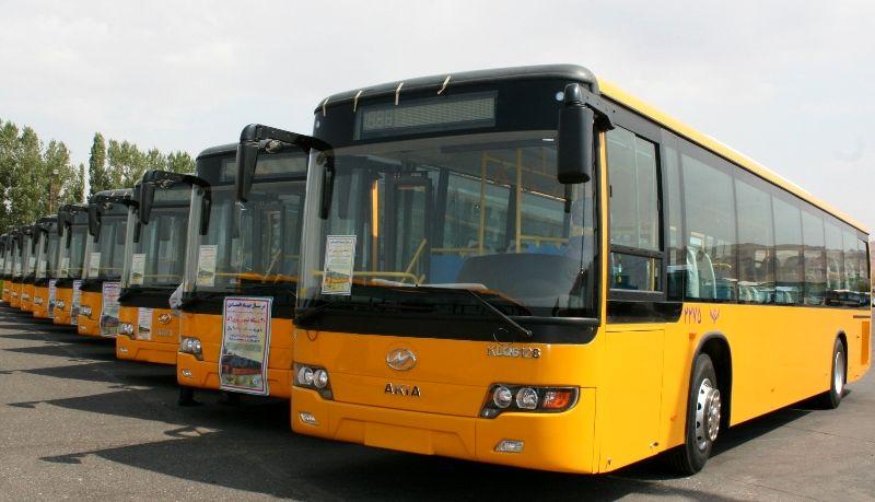 خدمات اتوبوسرانی برای بازی برگشت پرسپولیس و کاشیما