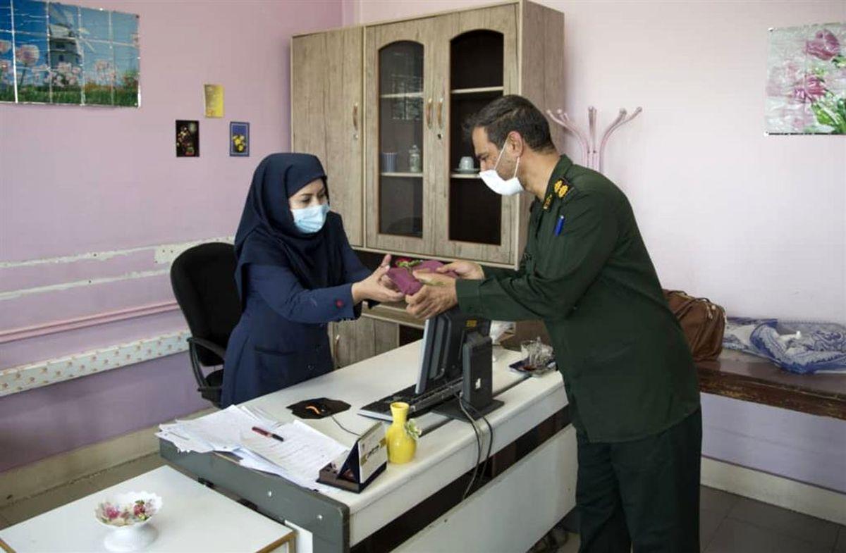تجلیل و تکریم از زوج های جوان شرکت و بزرگداشت روز حجاب و عفاف