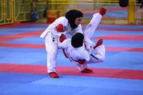 اعضای تیم ملی کاراته بانوان کشور مشخص شد