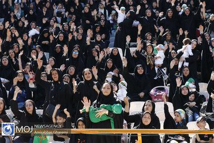 اجتماع+شیرخوارگان+حسینی+در+ورزشگاه+آزادی (1)