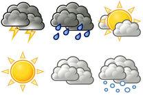 هشدار هواشناسی نسبت به بارش باران و برف در برخی از نقاط کشور