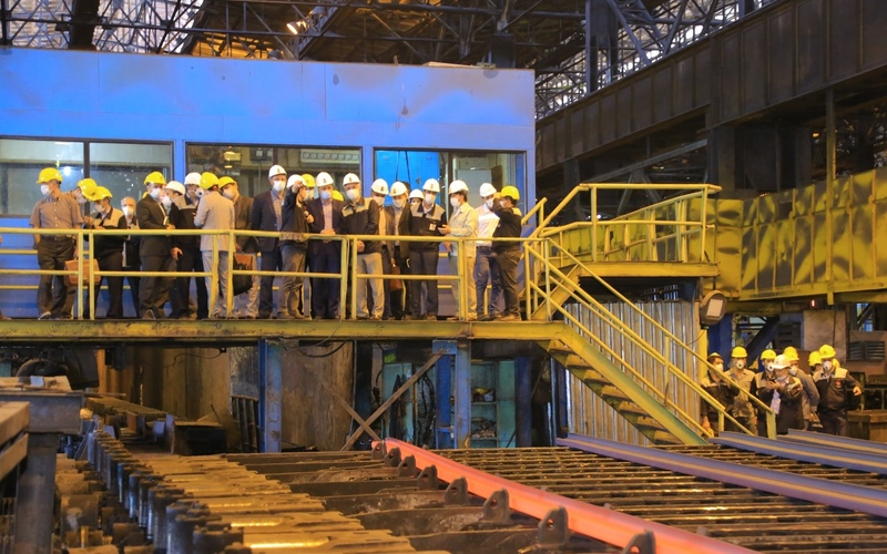 گواهینامه استاندارد ملی، مهم ترین تضمین برای کیفیت ریل ذوب آهن اصفهان