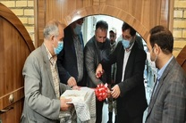 افتتاح سالن زورخانه ای علی بن ابیطالب (ع) اردبیل