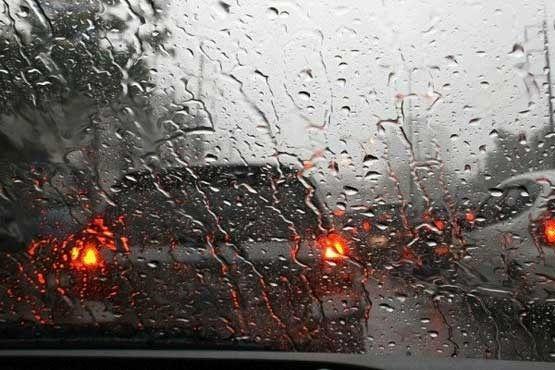 بارش باران در غرب و مرکز هرمزگان