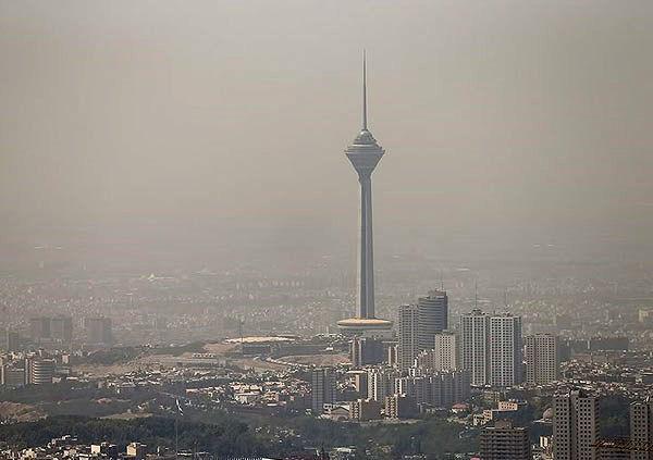 هشدار هواشناسی پایتخت به گروه های حساس