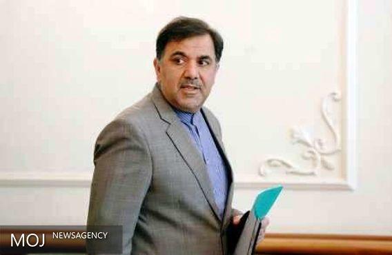 برنامه های سفر دو روزه وزیر راه و شهرسازی به آذربایجان غربی