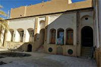 مرمت خانه تاریخی صدوری در کاشان آغاز شد