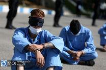 ۴۳ سارق و معتاد متجاهر در جزیره کیش به دام افتادند