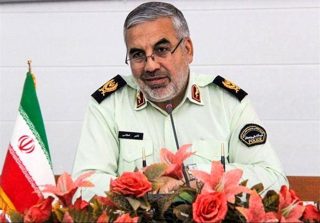 ۳۵۰۰ شهید انتظامی نشانه جدیت ایران در برخورد با پدیده قاچاق است