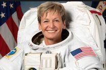 رکورددار فضانوردی ناسا به زمین بازگشت
