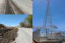 انجام پروژه برگردان فیبر خاکی در منطقه ییلاقی شهرستان شهرضا