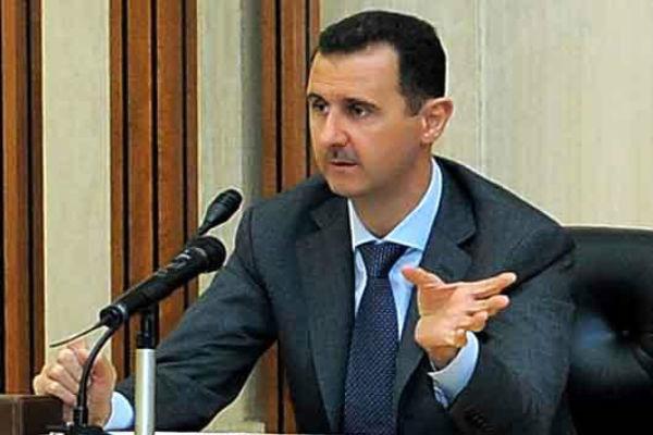 بشار اسد با هیات روس دیدار کرد