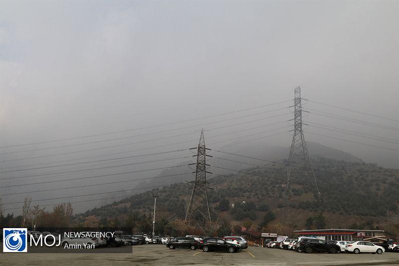 کیفیت هوای تهران ۹ بهمن ۹۸ ناسالم است/ شاخص کیفیت هوا به ۱۳۰ رسید