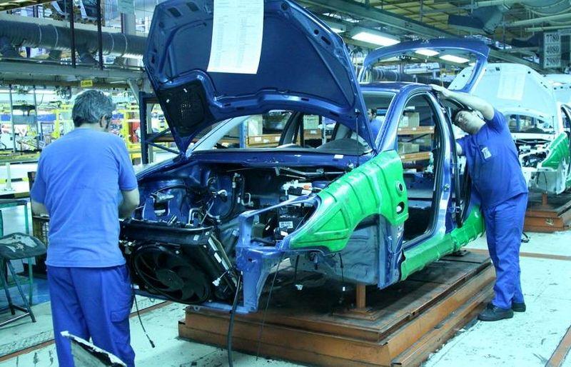 120 میلیون یورو قرارداد قطعات خودرو در شش ماهه 98