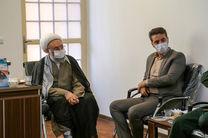 نشست ستاد بازسازی عتبات عالیات شهرستان بافق برگزار شد