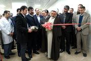 افتتاح مرکز اورژانس بیمارستان امام خمینی اردبیل