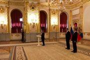تقدیم رونوشت استوارنامه کاظم جلالی به پوتین