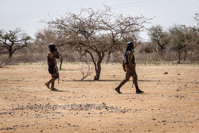 Eight Burkina soldiers killed in terrorist attacks