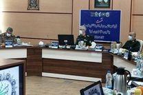نشست قرارگاه بهداشتی و درمانی امام رضا (ع) در نیروهای مسلح برگزار شد