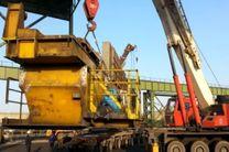 افزایش ظرفیت انبارهای روباز خطوط نورد سرد و گرم در فولاد مبارکه