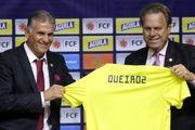 مخالفت رئیس فدراسیون فوتبال کلمبیا با درخواست کی روش برای کاهش دستمزدش