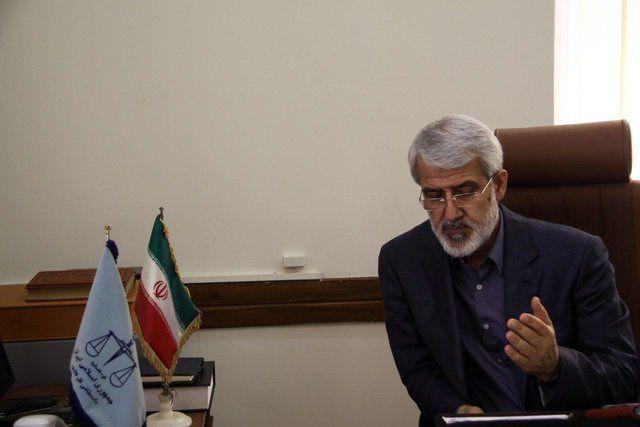 دیدار  سازمان بازرسی کشور عراق با معاون دادستان کل کشور در حقوق عامه