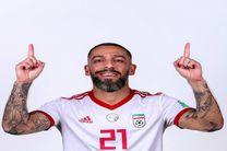 دژاگه در بازی ایران و مراکش به میدان می رود
