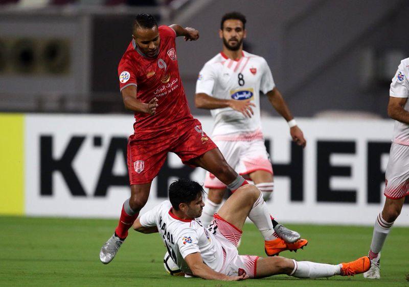 نتیجه بازی پرسپولیس و الدوحیل قطر/ شکست شاگردان برانکو در بازی رفت
