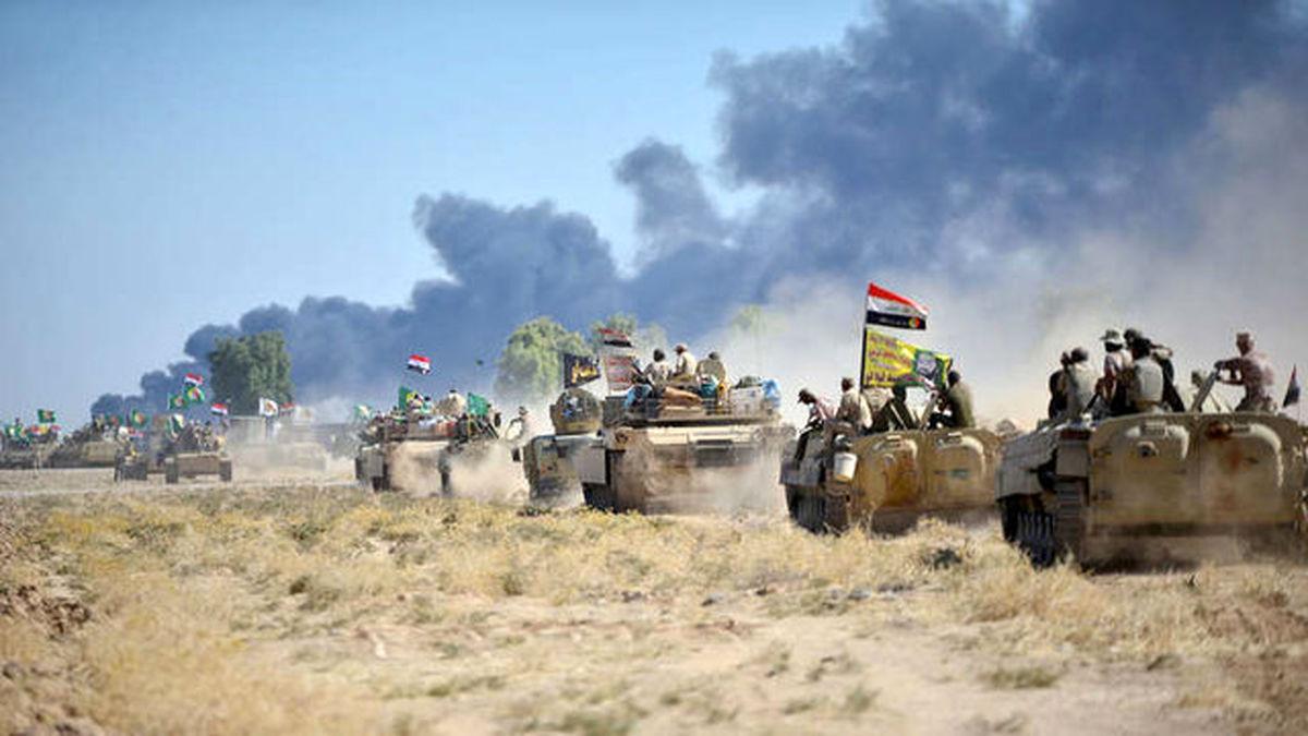 وقوع انفجار در مقر نیروهای پیشمرگ کرد در سلیمانیه عراق