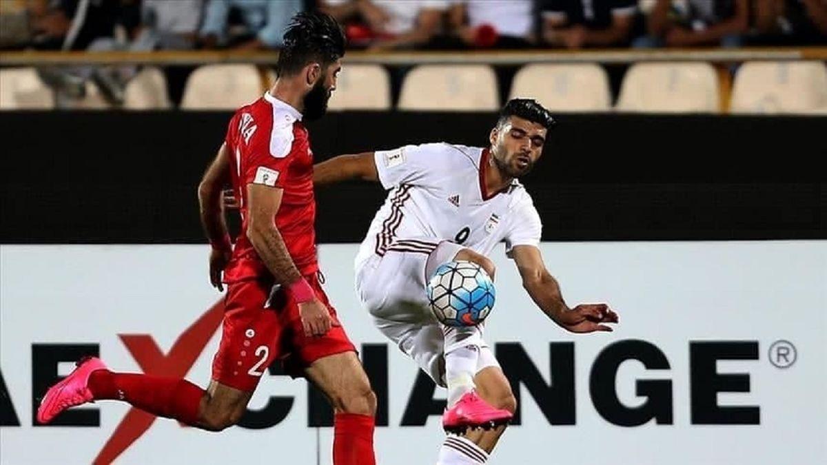 نتیجه بازی تیم ملی فوتبال ایران و سوریه/ ایران 3  سوریه 0
