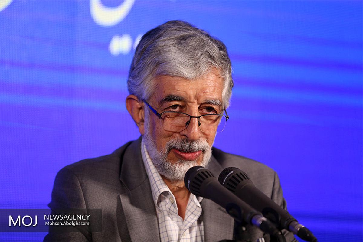 غلامعلی حداد عادل به برنامه «تهران ۲۰» میرود