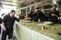 خدمت رسانی 850 خادم موکب حضرت زهرا (س) در ایام اربعین